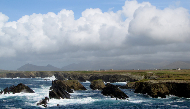 Around Clogher Head/Ireland
