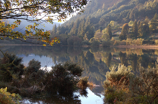 Glendalough Lower Lake