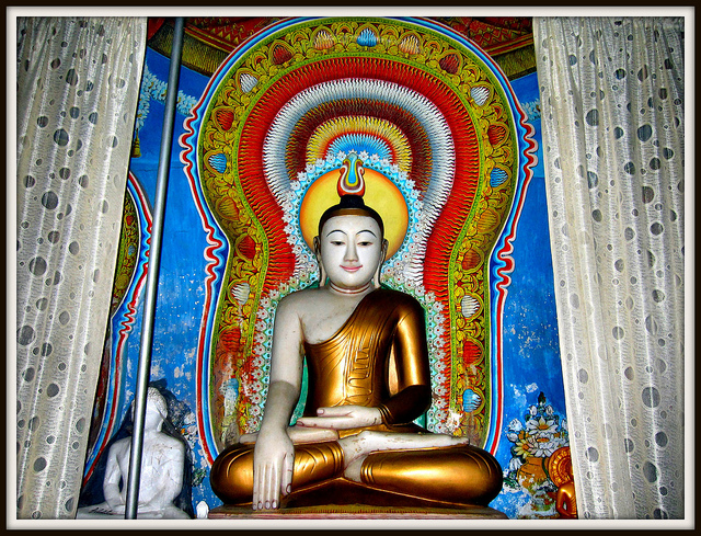 MORE OF A PHILOSOPHY THAN A RELIGION. BUDDHISM.SRI LANKA. 1
