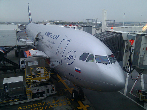 Aeroflot back to Europe